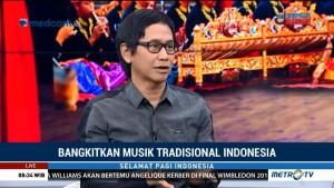 Bangkitkan Musik Tradisional Indonesia (2)