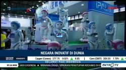Tiongkok Tembus 20 Negara Paling Inovatif di Dunia
