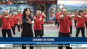 Jaga Kesehatan dengan Senam Chi Kung