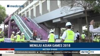 Jokowi akan Tinjau Kesiapan Asian Games di Jakabaring Sport City
