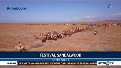 Festival Kuda Sandalwood dan Tenun Ikat Khas Sumba Timur