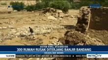 10 Orang Tewas Akibat Banjir Bandang di Afghanistan