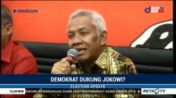 Pertemuan Demokrat-PDIP Bahas Pilpres 2019