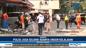 Polisi Masih Periksa Lima Saksi Terkait Ledakan di Grand Wijaya