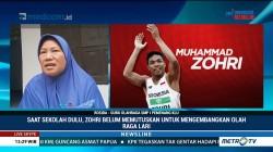 Guru Olahraga Ceritakan Awal Zohri Berlatih Atletik