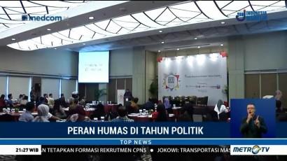 Praktisi Humas Diminta Tak Terlibat Penyebaran Hoaks di Tahun Politik