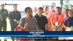 Panahan, Nostalgia Masa Kecil Jokowi