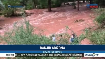 Banjir Besar Landa Arizona