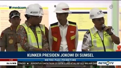 Jokowi akan Kunjungi Venue Asian Games di Jakabaring