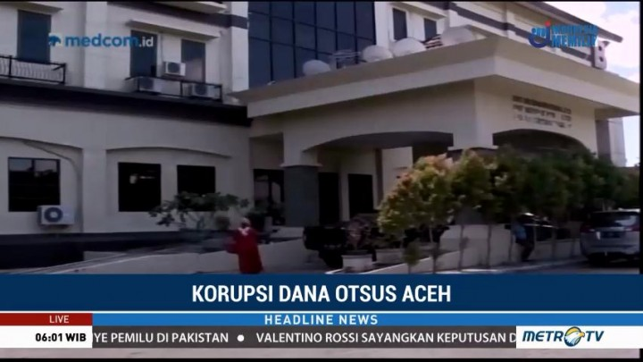 KPK Kembali Periksa 9 Saksi di Polda Aceh