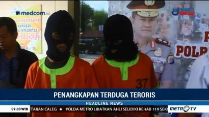 Dua Terduga ISIS di Pekanbaru Ditangkap