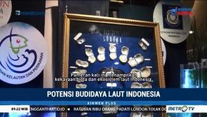 KKP Gelar Pameran Bertajuk Kilau Mutiara dan Pesona Biota Laut Indonesia