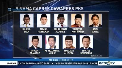 Isu Cawapres Jadi Batu Sandungan Prabowo?