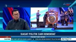 Siasat Politik Cair Demokrat