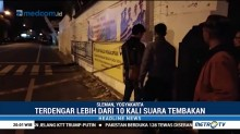 Baku Tembak Terjadi di Jalan Kaliurang Sleman