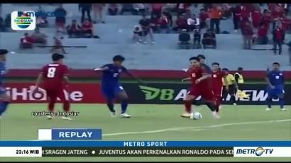Taklukkan Thailand, Timnas U-19 Juara Tiga Piala AFF