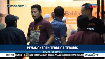Tiga Jenazah Terduga Teroris Sleman Berada di RS Bhayangkara