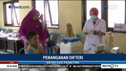 Pemda Temanggung Tetapkan Status KLB Wabah Difteri