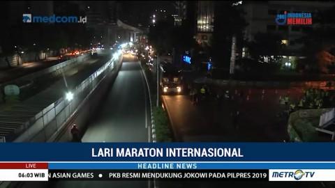 Ini Rekayasa Lalu Lintas saat Jakarta International 10K