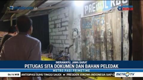 Densus 88 Tangkap Empat Terduga Teroris di Indramayu