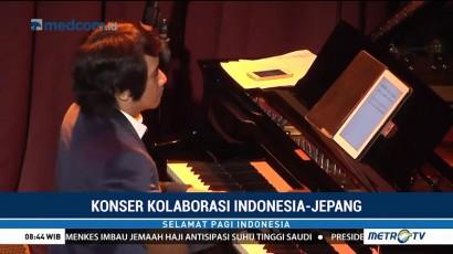 Konser Kolaborasi Musisi Indonesia-Jepang