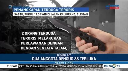 Kronologi Penangkapan Terduga Teroris di Sleman