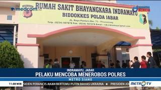 Mapolres Indramayu Diserang Dua Terduga Teroris
