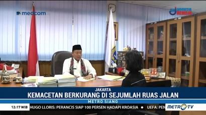 Sistem Ganjil Genap Dinilai Efektif Memperbaiki Kualitas Udara Jakarta