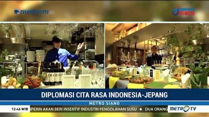 Diplomasi Cita Rasa Indonesia-Jepang