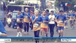 Lari Jadi Olahraga Favorit Masyarakat Indonesia