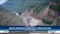 Banjir dan Longsor Ancam 2 Ribu Wilayah di Tiongkok