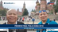 Prediksi Suporter Jelang Prancis vs Kroasia
