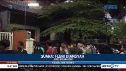 KPK Geledah Rumah Dirut PLN Terkait Kasus Suap Proyek PLTU Riau