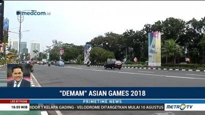Tiket Asian Games Dinilai Mahal, Ini Kata Erick Thohir