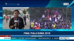 Babak 1: Prancis Unggul Tipis atas Kroasia