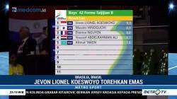 Indonesia Raih 10 Medali di Kejuaraan Dunia Junior Wushu