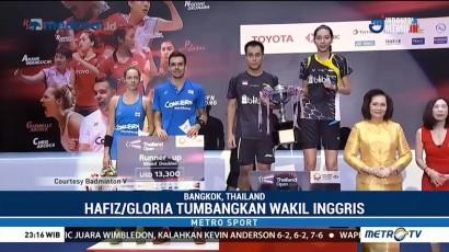 Indonesia Raih Dua Gelar di Thailand Open 2018
