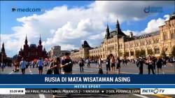 Rusia di Mata Wisatawan Asing