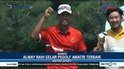 Almay Rayhan Raih Gelar Pegolf Amatir Terbaik di Indonesia Open