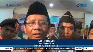 Masuk Bursa Cawapres Jokowi, Ini Kata Mahfud MD