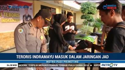 Tujuh Terduga Teroris Indramayu Anggota JAD Haurgeulis
