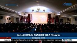 Jokowi Apresiasi Pendirian Akademi Bela Negara Partai NasDem