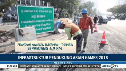 Infrastruktur Pendukung Asian Games 2018