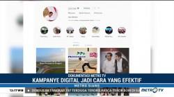 Kampanye Digital Jadi Cara Efektif untuk Gaet Pemilih