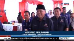 Partai NasDem Daftarkan Bacaleg ke KPU Jawa Timur