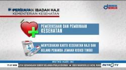 Persiapan Ibadah Haji Kementerian Kesehatan