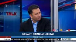 Jokowi Tunggu Lawan Politik untuk Umumkan Cawapres