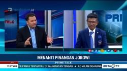 Jokowi Disarankan Tak Pilih Cawapres dari Ketua Partai