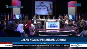 Jalan Koalisi Penantang Jokowi (1)