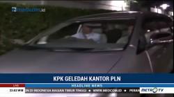 KPK Tetapkan Dua Tersangka Setelah Geledah Kantor PLN